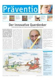 Der innovative Querdenker - akomag