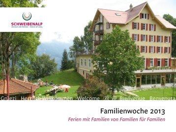 go to seminars... - Schweibenalp