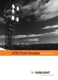STB Front Access - Celectric