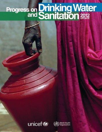 Progress on Drinking Water and Sanitation - libdoc.who.int - World ...