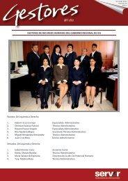 Saludos gestores - Servir