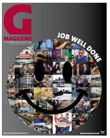 Gmagazine, February 2011 - Grundfos