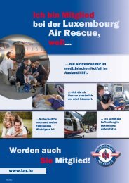 Was die Air Rescue - Luxembourg Air Rescue