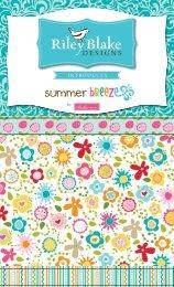 Summer Breeze - Riley Blake Designs