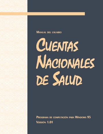 programa de computación para windows 95 manual del ... - PHRplus