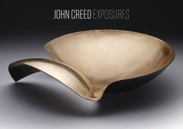John Creed ExposurEs - The Scottish Gallery