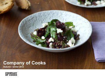 Company Of Cooks Events