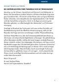 WASSERFIBEL TRINKWASSER AUF REISEN - tinaackermann.ch - Page 5