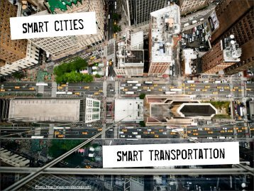 Smart Cities Smart transportation - Silicon Valley Leadership Group