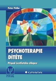 Nahlédnout do Psychoterapie dítěte - Případ šestiletého chlapce