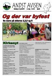 Andst Avisen uge 23 2011