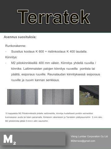 Asennusohje - Netrauta.fi