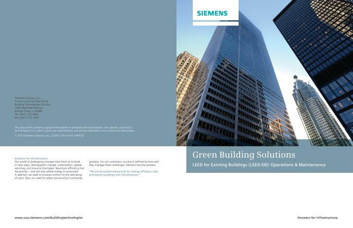 "siemens green future With the siemens silyzer, we're taking another giant step toward creating a sustainable future hydrogen is not just a ""green bestseller"" in the."
