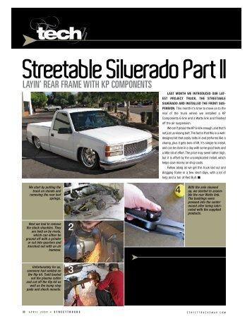 Streetable Silverado Part II