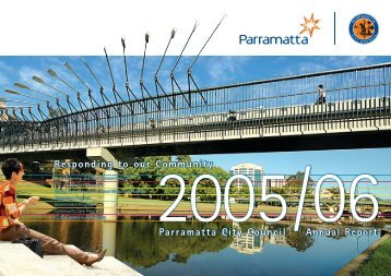 Overview - Parramatta City Council - NSW Government