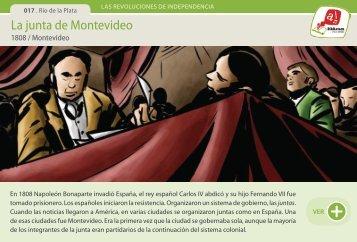 La junta de Montevideo - Manosanta