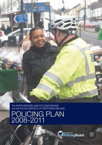 nipb polplan08-3 - Northern Ireland Policing Board