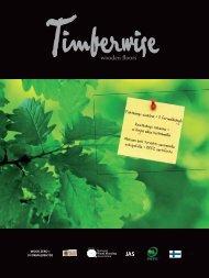 Timberwise esite 2013 - Netrauta.fi
