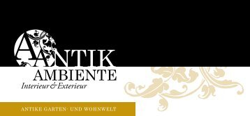 .de ANTIKE GARTEN- UND WOHNWELT - antik-ambiente.de
