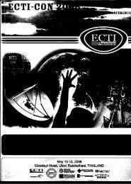 ECTI-CON 2006