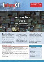 InteraCT edition9.pdf - London Grid for Learning