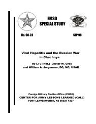 Download - Foreign Military Studies Office - U S  Army