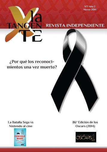 Revista Nº7, Marzo de 2014