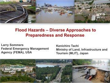 Presenter's - Flood Risk Management Program
