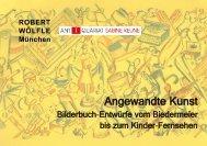 Angewandte Kunst - Antiquariat Sabine Keune