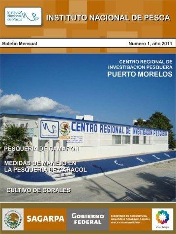 Puerto Morelos - Inapesca
