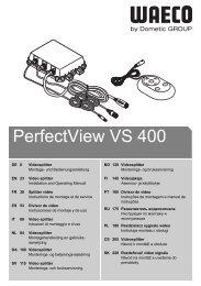 PerfectView VS 400 - Waeco