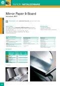 Papiery metalizowane (PDF 766 kB) - Europapier - Page 2