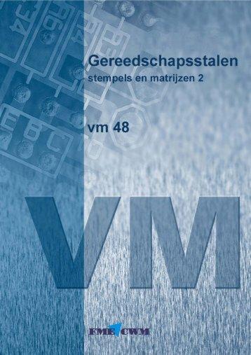 VM48 Gereedschapsstalen - stempels en matrijzen 2.pdf - Induteq