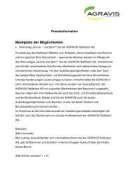 PM_Schule und dann_Agravis2011 1 - AGRAVIS Technik Heide ...