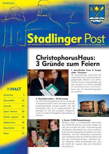 Datei herunterladen - .PDF - Stadl-Paura