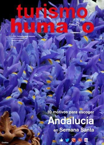 Turismo Humano 17 Diez razones para escoger Andalucía en Semana Santa