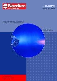 Temperatur - Nordtec Instrument AB