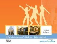 39 West Lexington Apartments Printable Brochure - Apartments For ...