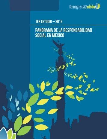 Panorama_Responsabilidad_Social_Mexico_2013_ResponSable