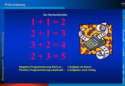 l Motivation - Rz.fh-augsburg.de