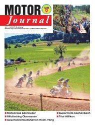 Motor Journal 7 / 2007 - RS-Sportbilder
