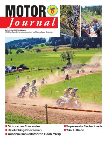 Motor Journal 7 / 2007 - RS-Sportbilder