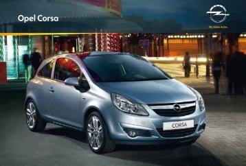 Opel Corsa - Oscar