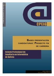 Bases candidatura - CPEIG