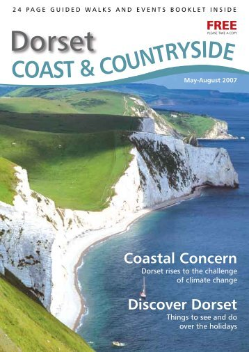 COAST & COU NTRYSIDE - Jurassic Coast