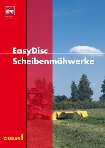 EasyDisc Scheibenmähwerke