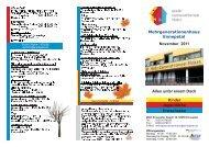 Flyer November 11 CorelDRAW - EN-Mosaik