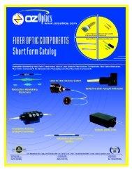 fiber optic isolators