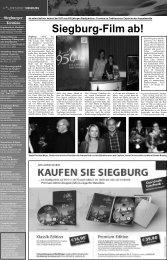 Amtsblatt 2013 - Kalenderwoche 43 (pdf) - Siegburg