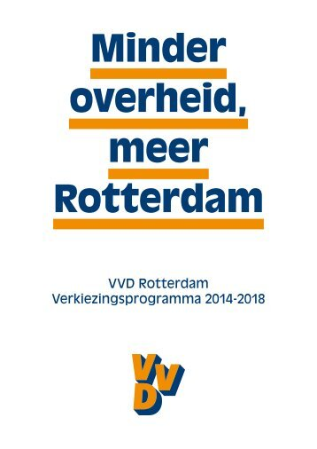 Download vvd verkiezingsprogramma 2012